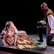 the importance of venice placement in the play othello by william shakespeare Race and loyalty in othello william shakespeare`s othello is a play set in venice the plot is based on a story about two people who love each other dearly and the problems and conflicts they face from the start.